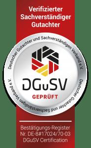 Siegel von DGuSV