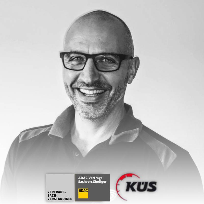 Auszeichnung von Andreas Gumminger